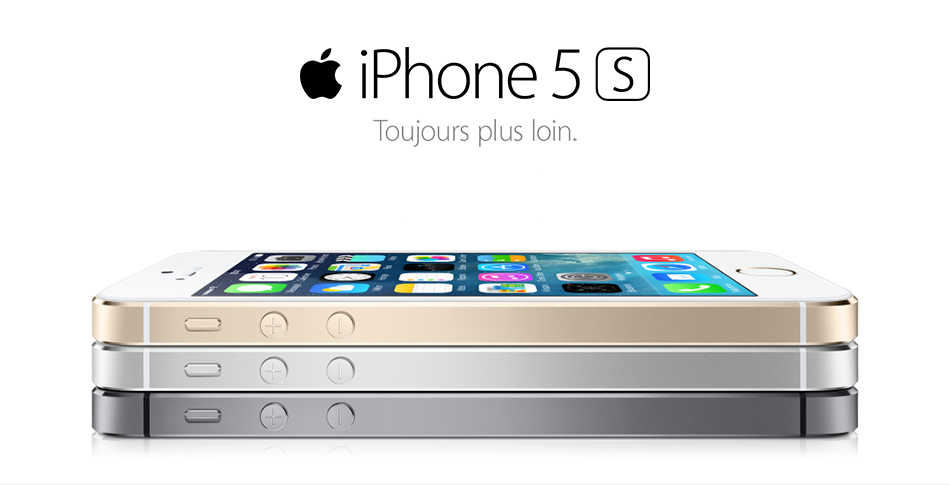 iphone 5s forfait sans engagement prix 4g touch id ios7 sosh. Black Bedroom Furniture Sets. Home Design Ideas